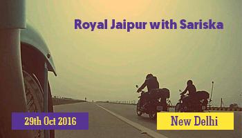 StoneheadBikes-Royal Jaipur with Sariska