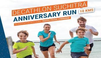 Decathlon Anniversary 10K Run