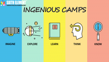 Ingenious Camp - For Student above Std 9