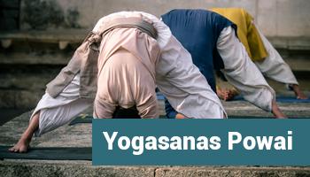 Yogasanas, Powai, 19 - 24 Dec 2016