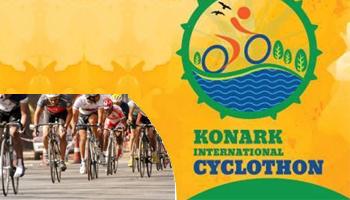 KONARK INTERNATIONAL CYCLOTHON, 2016