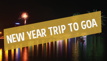 NEW YEAR TRIP TO GOA
