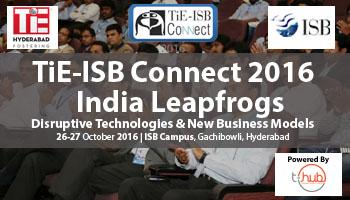 TIE - ISB Connect 2016