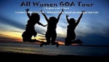 All Women Goa Tour