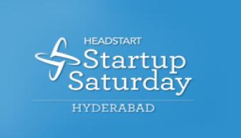 Startup Saturday Hyderabad November Edition