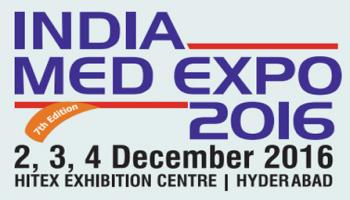 7th India Med Expo 2016