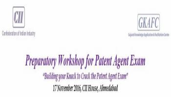 One Day Preparatory Workshop for Patent Agent Exam