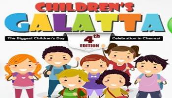 Childrens Galatta - 4th Edition