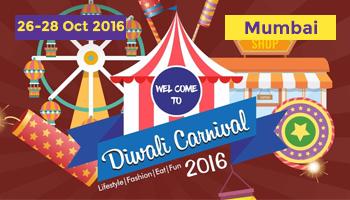 Diwali Carnival 2016, Juhu