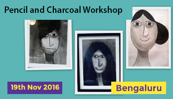 Pencil and Charcoal Workshop