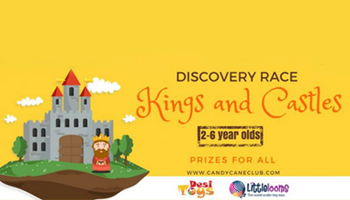 Discovery Race  Kings and Castles