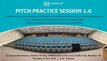 Pitch Practice Session 1.0