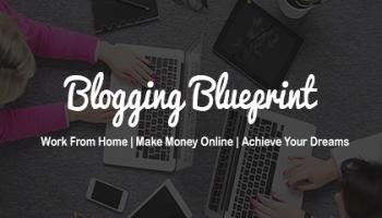 Blogging Blueprint by Kulwant Nagi