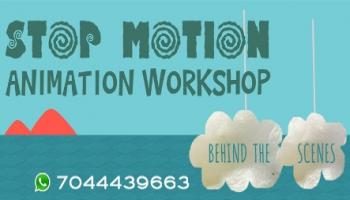 Stop Motion Animation Workshop