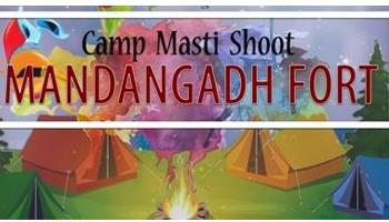 Camping on 12 Nov 16 At Blue Green Exotica Mandangadh  Mumbai