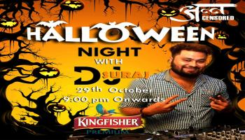 Halloween Night at Anncensored - Lower Parel