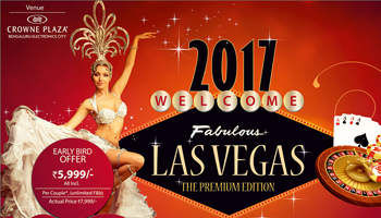 Las Vegas 2017 New Year Party