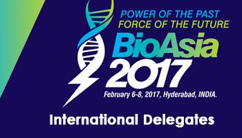 BioAsia 2017 - International Delegates