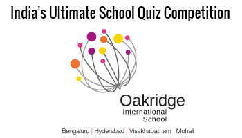 OAK IQ - Indias Ultimate School Quiz (Hyderabad)  - December 16, 2016 09:00 AM