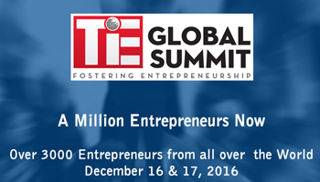 TiE Global Summit 2016