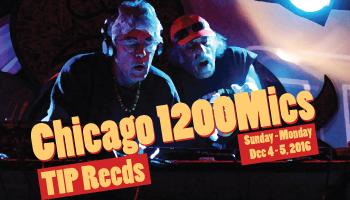 Chicago 1200Mics- TIP Recds- 4th Dec-Sunday-Pune