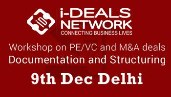 Workshop on PE/VC and M n A deals Documentation and Structuring
