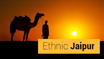 Ethnic Jaipur 1N Stay