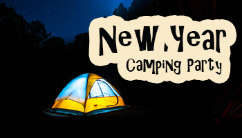 New Year Camping Party