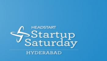 Startup Saturday Hyderabad December 2016 Edition