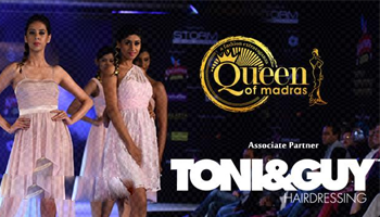 QUEEN OF MADRAS - FASHION SHOW ATTENDEE PASS
