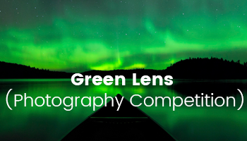 Green Lens (Photography Competition)