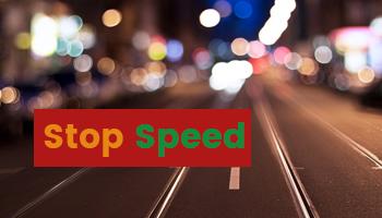 Stop Speed