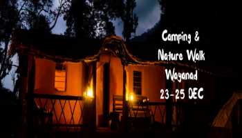 Camping and Nature Walk - Wayanad with Plan The Unplanned