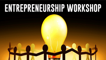 ENTREPRENEURSHIP WORKSHOP CHENNAI