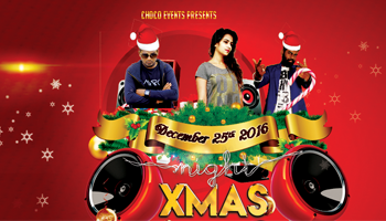 Choco Events Night XMAS