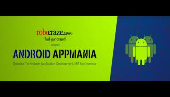 Android Appmania by Robocraze