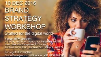Brand Strategy Workshop Mumbai