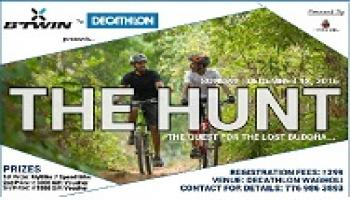 THE HUNT  By Decathlon