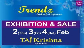 TRENDZ by Santhi Kathiravan 2,3,4 FEB