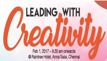 Leading with Creativity - One day Conference