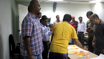 Half Day Workshop in Hyderabad: Being Agile with Scrum