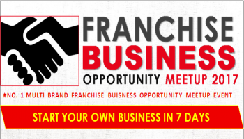 Franchise Opportunity Meetup Hyderabad