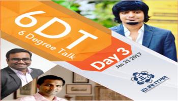 6 Degree talks-DAY 3