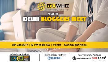 Delhi Bloggers Meet