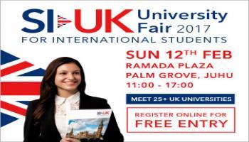 SI-UK University Fair Mumbai