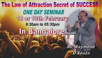The Law of Attraction Secret of SUCCESS