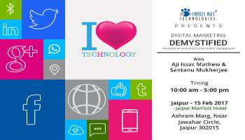 Digital Marketing Demystified - Jaipur