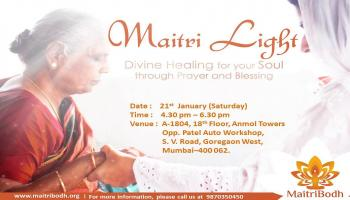 Divine healing for Soul