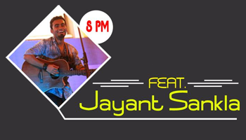 Jayant Sankla Acoustic Solo with Beautiful Voice Performing at Gastronomica - Powered by StarClinch
