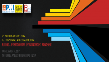 E and C PM Industry Symposium: Building A Better Tomorrow - Leveraging Project Management